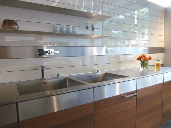 Kitchen Backsplash paneling-Wellington Kitchen & Bath Home Remodeling Solutions-We do kitchen & bath remodeling, home renovations, custom lighting, custom cabinet installation, cabinet refacing and refinishing, outdoor kitchens, commercial kitchen, countertops, and more