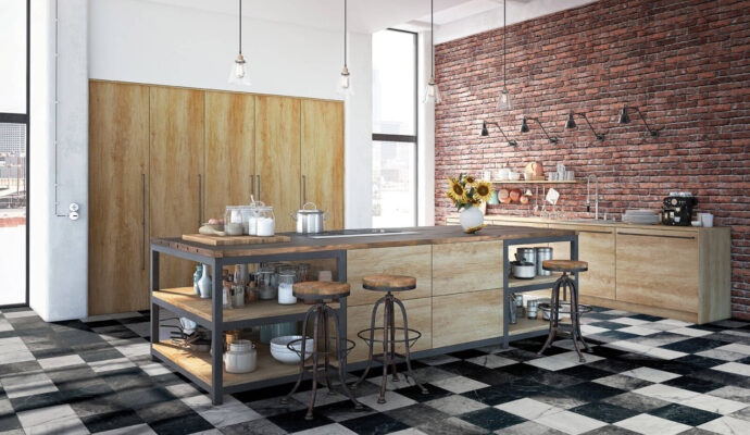 Kitchen tile and stone-Wellington Kitchen & Bath Home Remodeling Solutions-We do kitchen & bath remodeling, home renovations, custom lighting, custom cabinet installation, cabinet refacing and refinishing, outdoor kitchens, commercial kitchen, countertops, and more