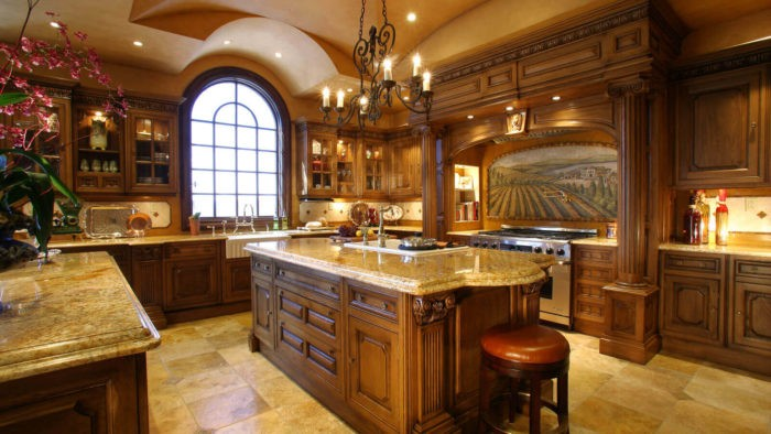 Luxury Kitchen Designs-Wellington Kitchen & Bath Home Remodeling Solutions-We do kitchen & bath remodeling, home renovations, custom lighting, custom cabinet installation, cabinet refacing and refinishing, outdoor kitchens, commercial kitchen, countertops, and more