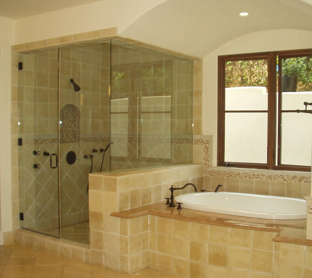 Shower door and enclosures-Wellington Kitchen & Bath Home Remodeling Solutions-We do kitchen & bath remodeling, home renovations, custom lighting, custom cabinet installation, cabinet refacing and refinishing, outdoor kitchens, commercial kitchen, countertops, and more